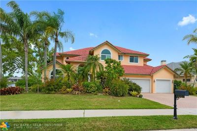Plantation Single Family Home Backup Contract-Call LA: 10091 NW 7th St