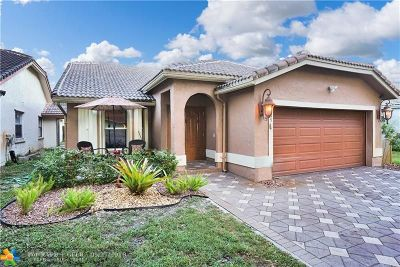 Coral Springs Single Family Home Backup Contract-Call LA: 2459 NW 95th Ave