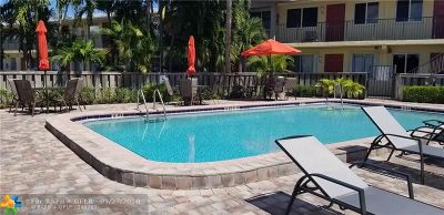 Oakland Park Condo/Townhouse Backup Contract-Call LA: 1810 E Oakland Park Blvd #12