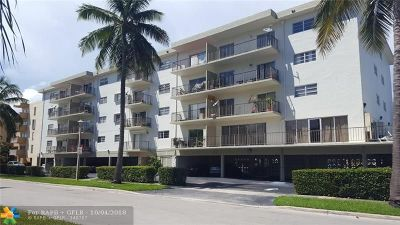 North Miami Beach Condo/Townhouse For Sale: 3665 NE 167th St #507
