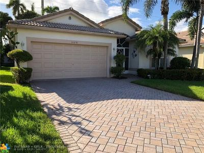 Boynton Beach Single Family Home For Sale: 10291 Utopia Cir