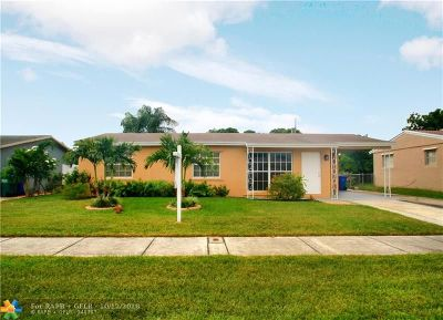Fort Lauderdale Single Family Home For Sale: 2281 SW 42nd Ter