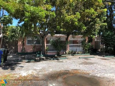 Fort Lauderdale Multi Family Home For Sale: 634 NE 5th Ave