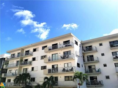 Miami Beach Condo/Townhouse For Sale: 2939 Indian Creek Dr #503