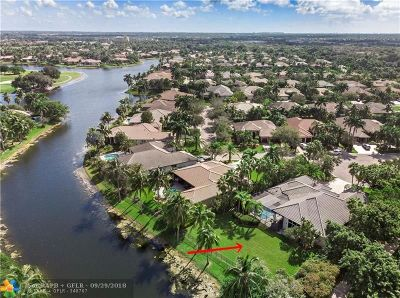 Coral Springs Single Family Home For Sale: 6183 NW 124th Dr