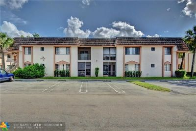 Coral Springs Condo/Townhouse For Sale: 12224 Royal Palm Blvd #D5