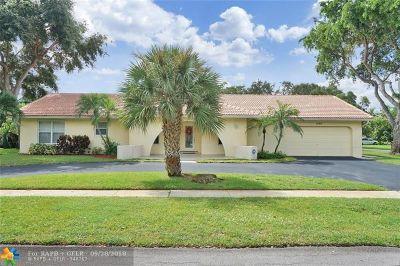 Plantation Single Family Home Backup Contract-Call LA: 7160 SW 8th Ct