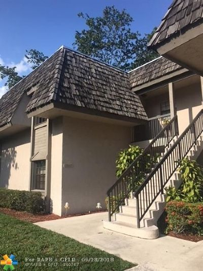 Broward County Condo/Townhouse Backup Contract-Call LA: 3675 NW 94th Ave #3675