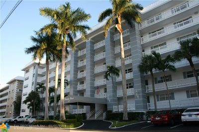 Fort Lauderdale Condo/Townhouse For Sale: 3050 NE 47th Ct #103