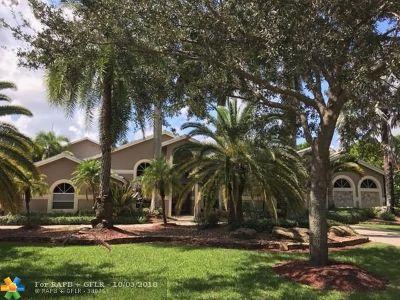 Parkland Single Family Home For Sale: 8101 Falls Lane