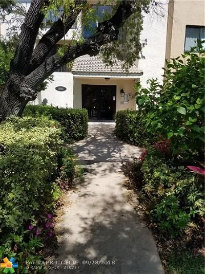 Coral Springs Condo/Townhouse For Sale: 10001 W Atlantic Blvd #116