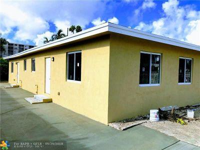 Miami Multi Family Home For Sale: 1250 NE 110th St