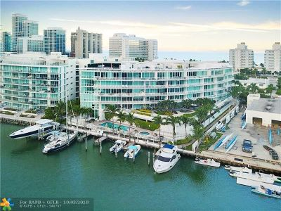 Miami Beach Condo/Townhouse For Sale: 6580 Indian Creek Dr #604