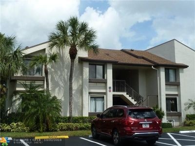 Davie Condo/Townhouse For Sale: 9351 SW 23 St #3303