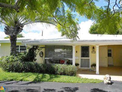 Pompano Beach Single Family Home For Sale: 441 SE 3rd Ave
