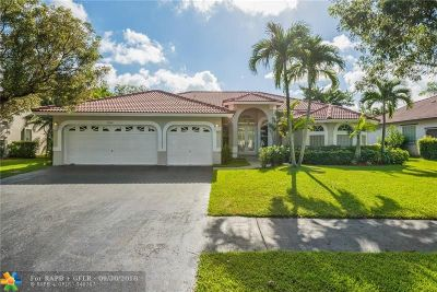 Coral Springs Single Family Home For Sale: 5347 NW 109 Lane