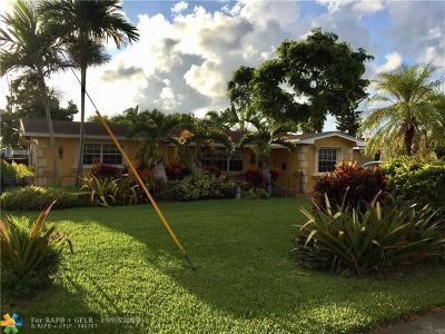 Pembroke Pines Single Family Home For Sale: 1550 NW 79th Way