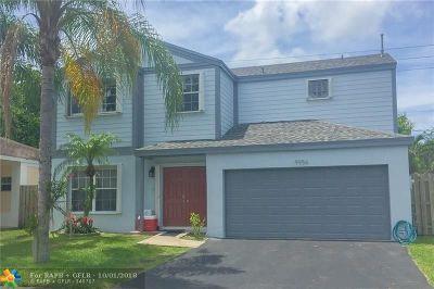 Miami Single Family Home For Sale: 9956 SW 223 Terr