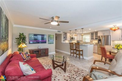 Deerfield Beach Condo/Townhouse For Sale: 301 Grantham A #301