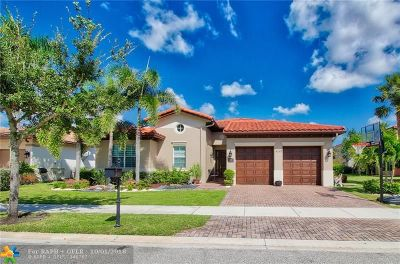 Parkland Single Family Home For Sale: 8149 NW 124th Ter