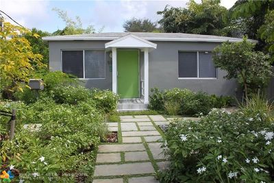Fort Lauderdale Single Family Home For Sale: 508 SW 6th Ave