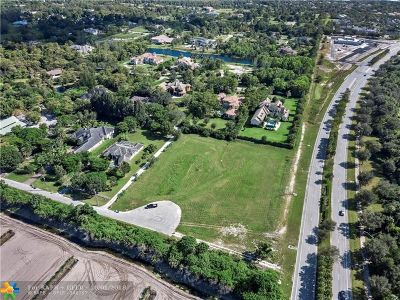 Parkland Residential Lots & Land For Sale: Lot 1 & 2 NW 72nd St