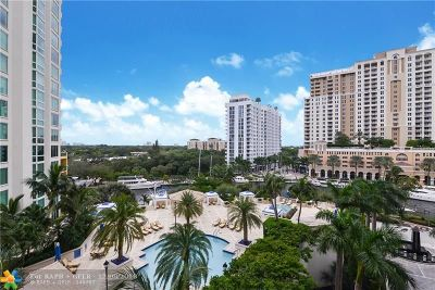 Fort Lauderdale Condo/Townhouse For Sale: 347 N New River Dr. E #710