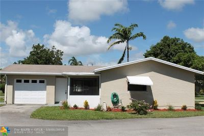 Deerfield Beach Single Family Home For Sale: 516 SW Natura Ave