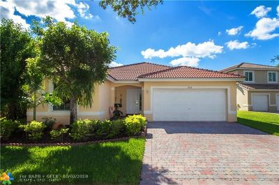 Miramar Single Family Home For Sale: 2964 SW 139th Ave