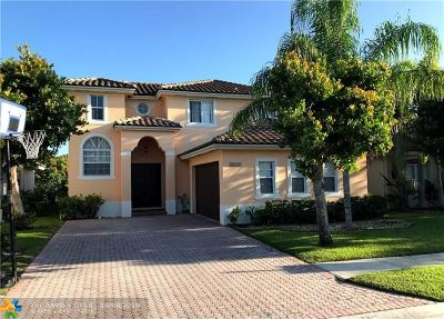 Coral Springs Single Family Home Backup Contract-Call LA: 12117 NW 47th Mnr