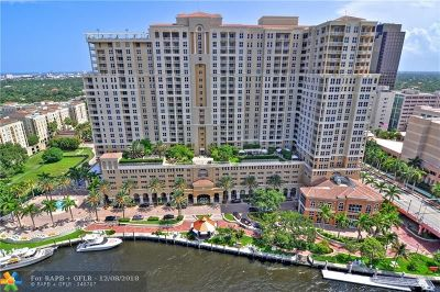 Fort Lauderdale Condo/Townhouse For Sale: 511 SE 5th Ave #1518