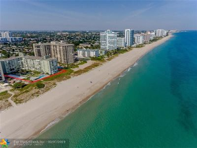 Lauderdale By The Sea Condo/Townhouse For Sale: 1850 S Ocean Blvd #204