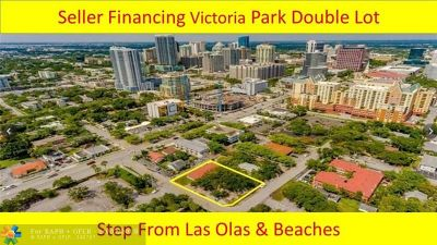 Fort Lauderdale Residential Lots & Land For Sale: 17 NE 9th Ave