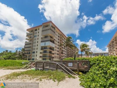 Hillsboro Beach Condo/Townhouse For Sale: 1147 Hillsboro Mile #1003-Ph3