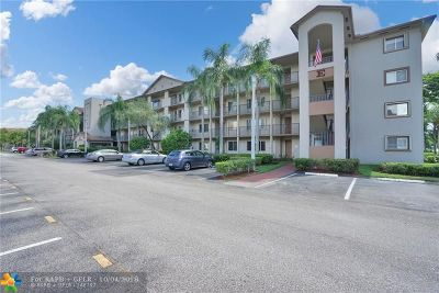 Pembroke Pines Condo/Townhouse For Sale: 801 SW 138th Ave #208 E