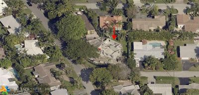 Fort Lauderdale Residential Lots & Land For Sale: 2524 NE 27th Ave