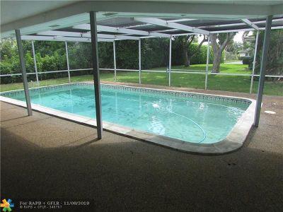 Boca Raton Single Family Home For Sale: 1978 Bethel Blvd