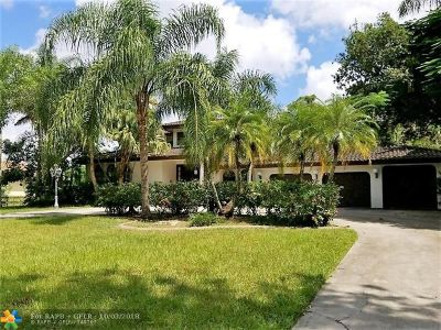 Parkland Single Family Home For Sale: 5740 NW 77th Ter