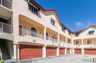Pompano Beach Condo/Townhouse For Sale: 2355 NE 14th St Cswy #502