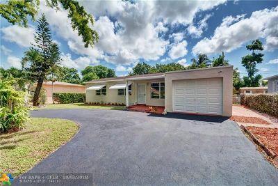 North Miami Single Family Home Backup Contract-Call LA: 1150 NW 128th St