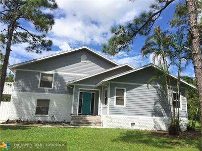 Palm Beach Gardens Single Family Home For Sale: 15649 71st Dr