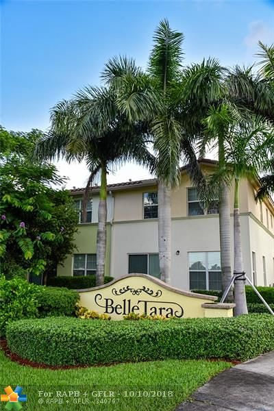 Cooper City Condo/Townhouse For Sale: 7782 SW 52nd Pl #7782