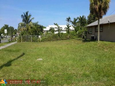 Pompano Beach Residential Lots & Land For Sale: 30 Ave NW 30th Ave