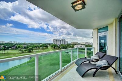 Boca Raton Condo/Townhouse For Sale: 550 SE Mizner Blvd #B-705
