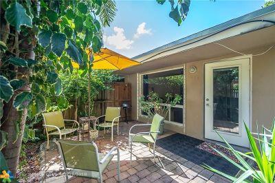Wilton Manors Multi Family Home For Sale: 1013 NE 23rd Dr