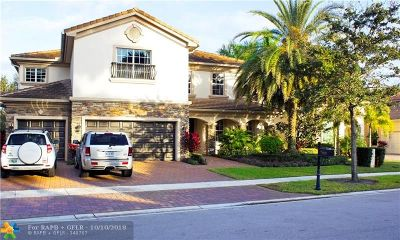 West Palm Beach Single Family Home For Sale: 760 Edgebrook Ln