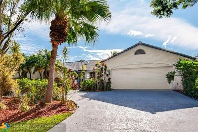 Coral Springs Single Family Home For Sale: 4771 NW 88th Ter