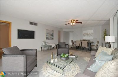 Pompano Beach Condo/Townhouse For Sale: 1000 S Ocean Blvd #PH-G