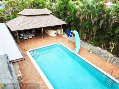 Miami Single Family Home Backup Contract-Call LA: 7261 NW 169th St