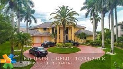 Coral Springs Rental For Rent: 1457 NW 126th Dr
